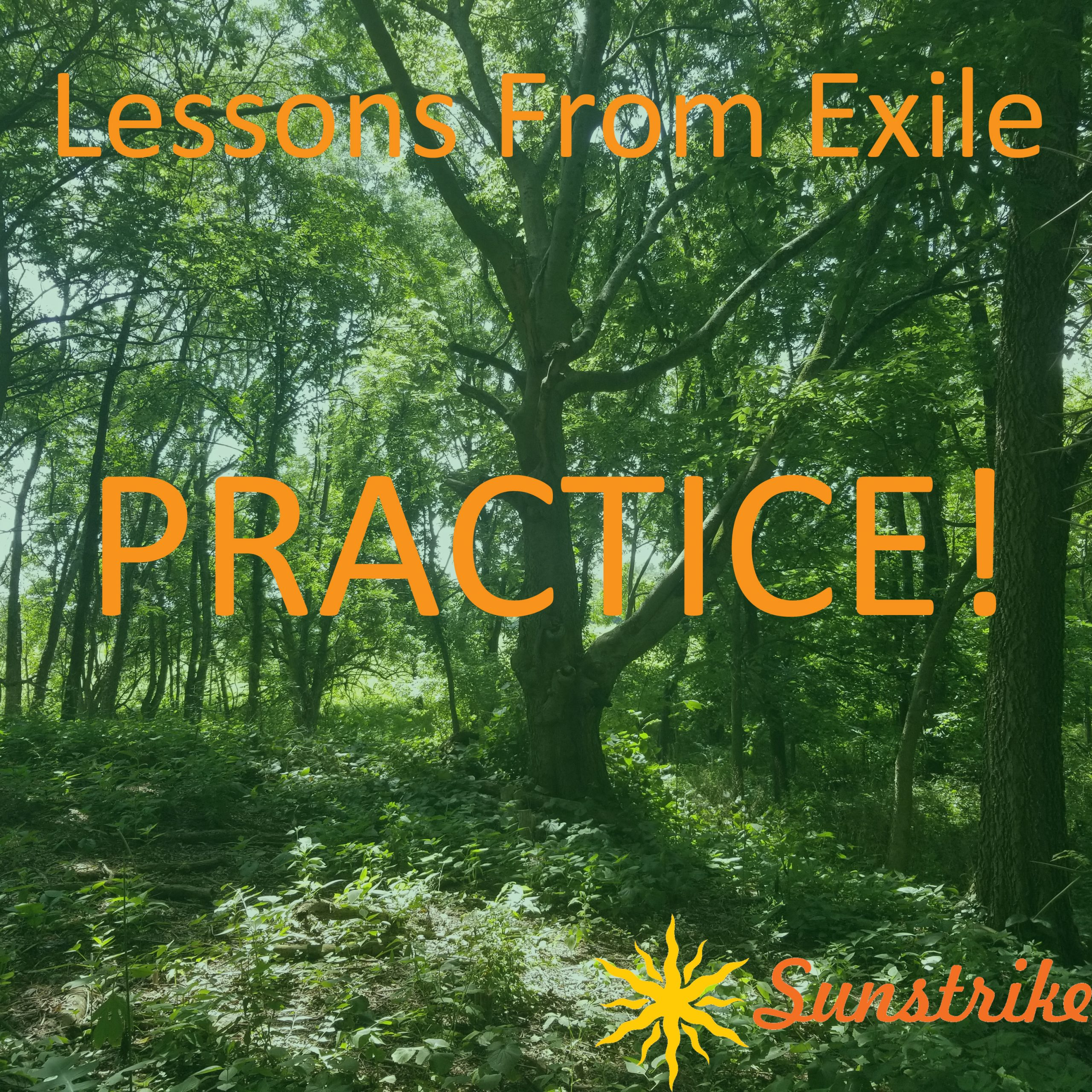 Lessons from Exile #33: PRACTICE