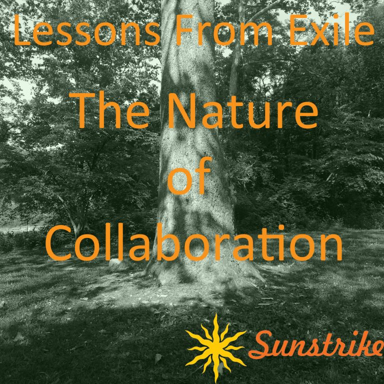 Lessons from Exile #78: The Nature of Collaboration