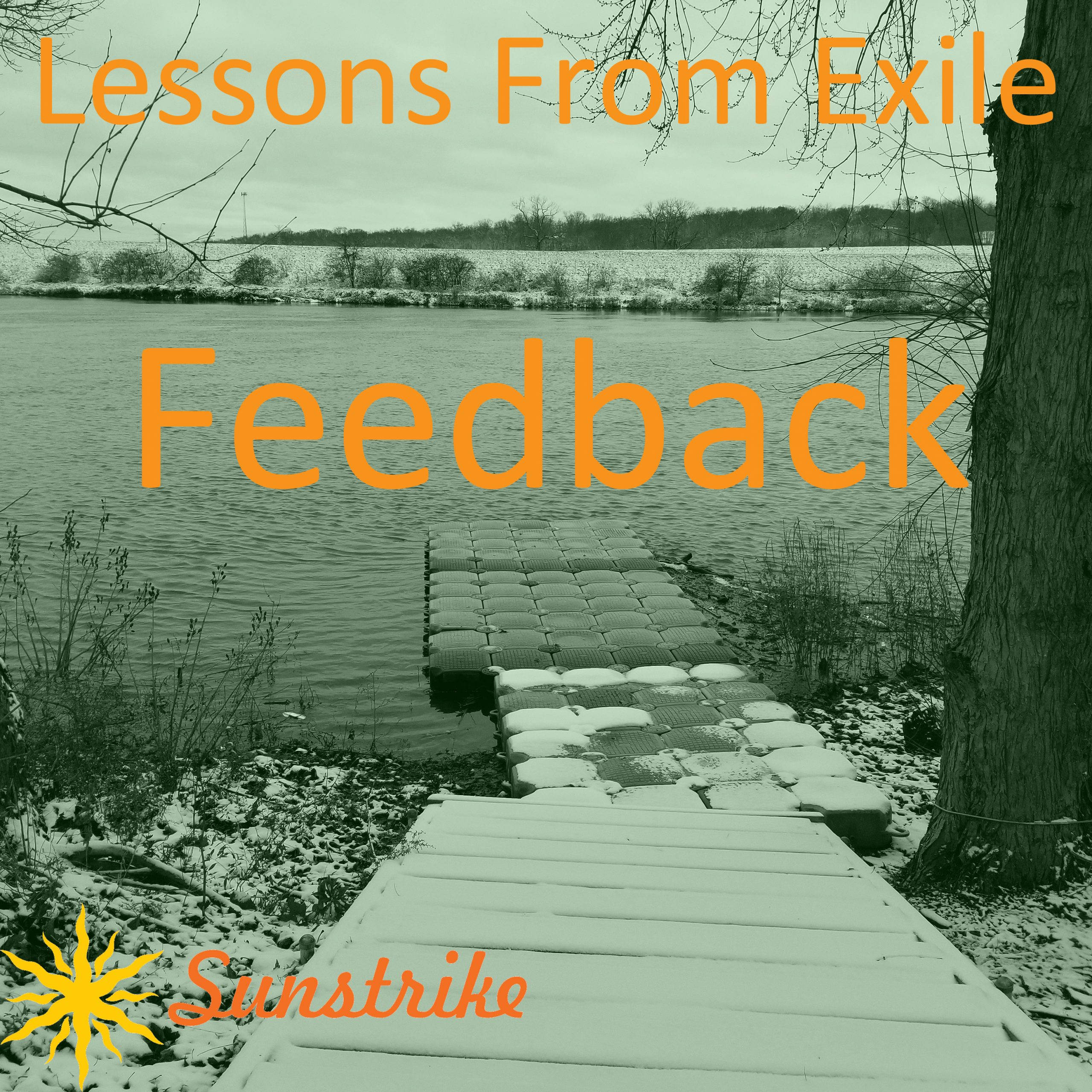 Lessons from Exile #93: Feedback